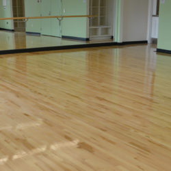 Brown University-Rec. Ctr., Aerobic Room