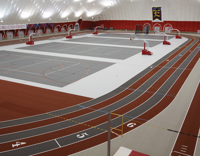 Edinboro University - Zafirovski Sports & Recreation Dome