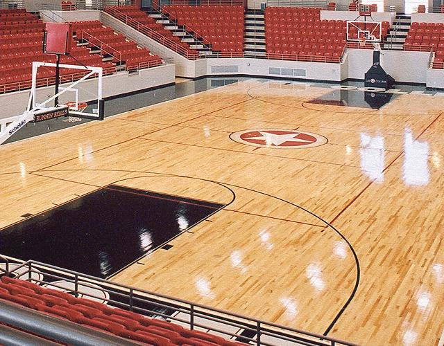 Colleges Amp Universities Indoor Basketball Court Flooring