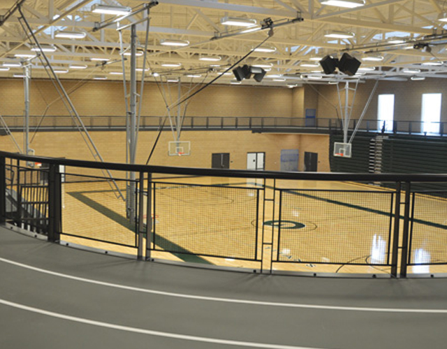Olympus High School-Running Track