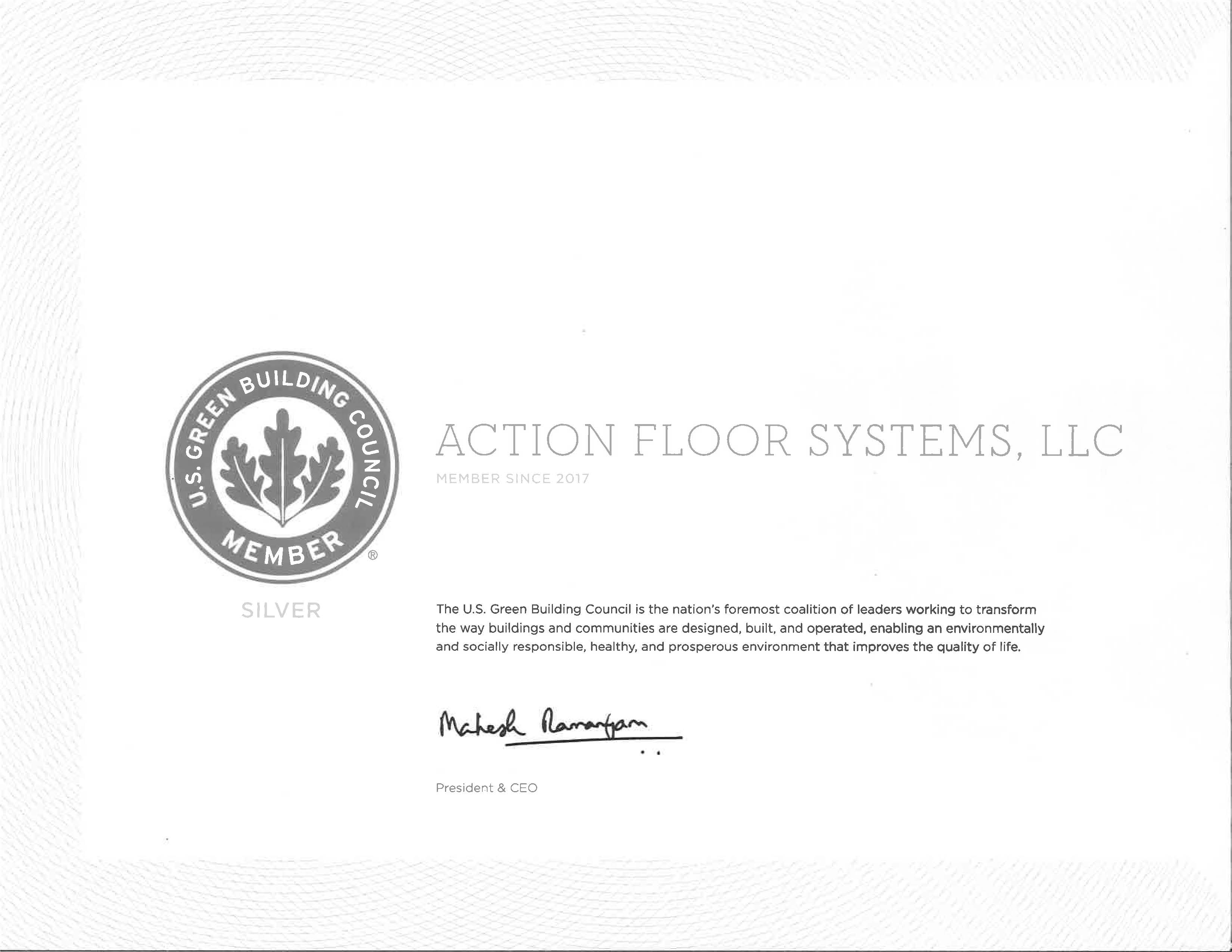 Affiliations of action floor systems wood athletic flooring see certificate xflitez Images