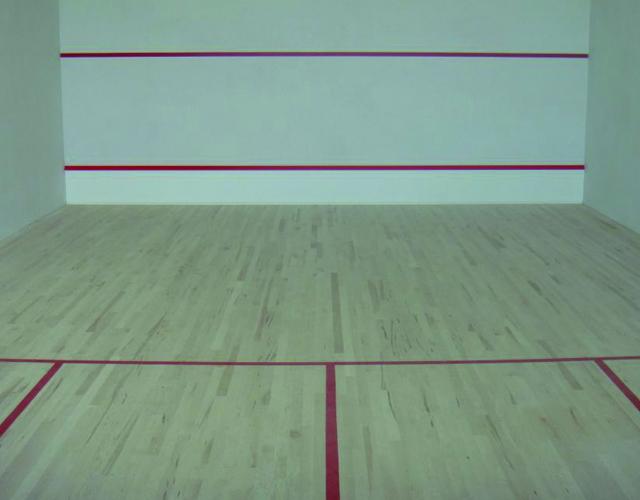 University of Amsterdam -Sports Centre-Squash Court