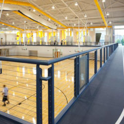University of Tennessee- Wellness Center Jogging Track