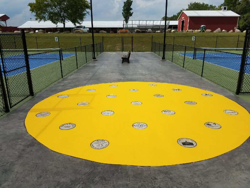 Lake-Odessa-Pickleball court