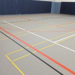 Synthetic Floor Installations Epoxy Flooring For Schools - Flooring installation schools