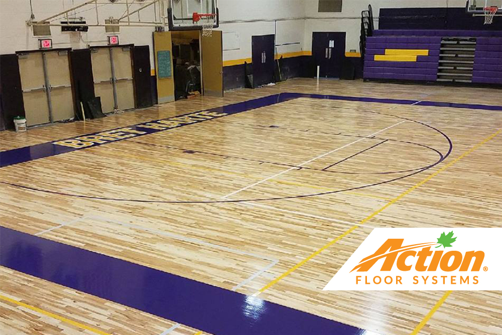 Switching From A Synthetic Court To Hardwood Sports Floors