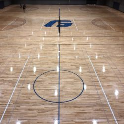 Colleges Universities Indoor Basketball Court Flooring